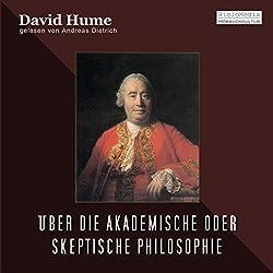 Über die Akademische oder Skeptische Philosophie