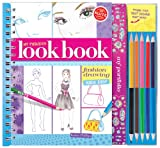 Klutz My Fabulous Look Book: Fashion Drawing Made Easy Book