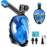 Ufanore Full Face Snorkel Mask Adult and Scuba...