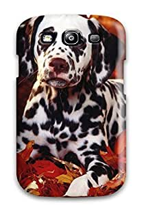 Durable Protector Case Cover With Dalmatian Hot Design For Galaxy S3 WANGJING JINDA