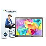 "Galaxy Tab S Screen Protector, Tech Armor High Definition HD-Clear Samsung Galaxy Tab S - 10.5"" Film Screen Protector [2-Pack]"