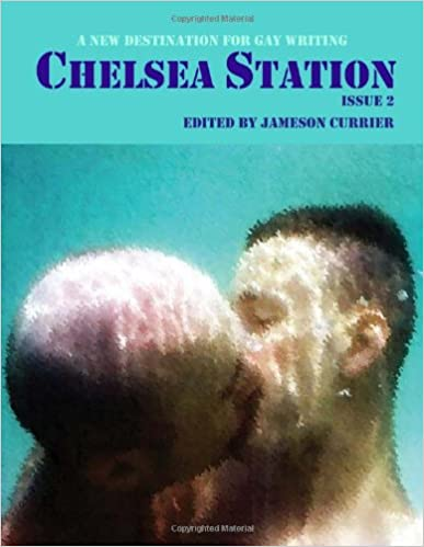 Book Chelsea Station: Issue 2