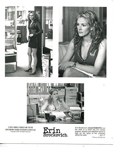 Movie Photo Erin Brockovich 2000 8 X 10 Drama Julia Roberts 2271 1 Vg At Amazon S Entertainment Collectibles Store