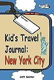 Kid's Travel Journal - New York City