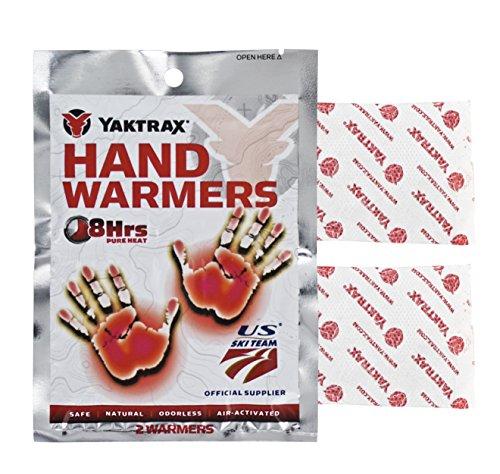 Yaktrax 8-Hour Hand Warmers, 40 Pair