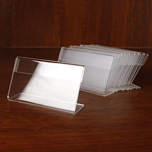 display case labels - 4