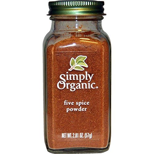 Simply Organic, Five Spice Powder, 2.01 oz(Pack of 2) by SIMPLY ORGANIC