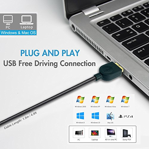 PC Computer USB Microphone TKGOU Microphone for PC Computer Windows Mac-True Plug and Play USB Microphones UM6 [2018 Audio Pro Edition] by TKGOU (Image #2)
