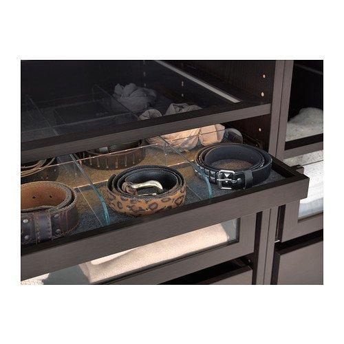 Ikea KOMPLEMENT - Divisor para la Bandeja extraíble, Transparente - 100 x 58 cm: Amazon.es: Hogar