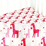 1-Soft-Breathable-Fitted-Baby-Crib-Sheets-for-Better-Sleep-Premium-Durable-Muslin-Cotton-Toddlers-Sheets-in-Cute-Colors-for-Girls-A-Perfect-Baby-Shower-Gift