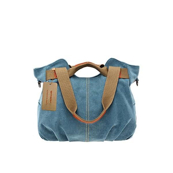 Da donna tela borse shopping 18a5293aed5