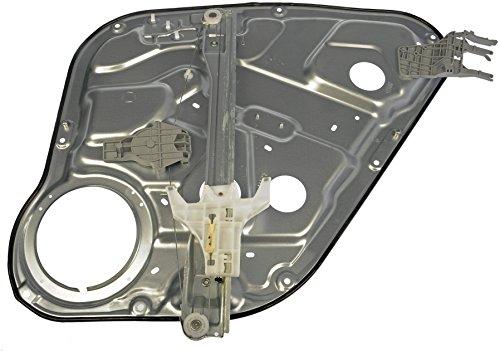 Dorman 749-340 Rear Driver Side Replacement Power Window Regulator for Hyundai Santa Fe
