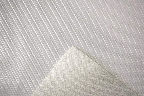 (Carbon Fiber Marine Vinyl Fabric White Upholstry Outdoor Auto Boat)