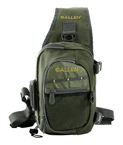 Allen Cases, Daypack, Cedar Creek Sling, Olive