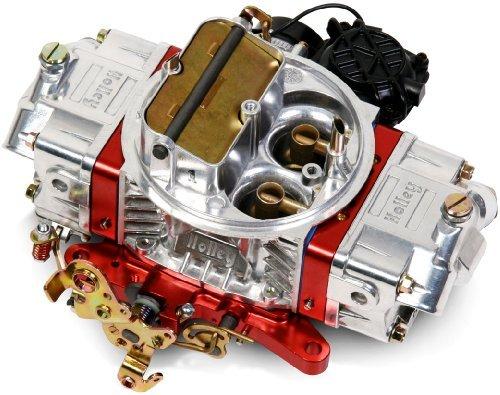 770 Cfm Street Avenger Carburetor (Holley 0-86770RD 770 CFM Ultra Street Avenger Four Barrel Carburetor - Red by Holley)