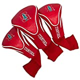 Team Golf NCAA Golf Headcovers, Stanford (Pack of 3)