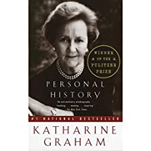 Personal History Audiobook by Katharine Graham Narrated by Carrington MacDuffie