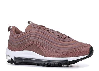 sports shoes 9408b 4fe08 Nike Air Max 97 Lea Chaussures de Gymnastique Femme, Violet Smokey  Mauve White 200