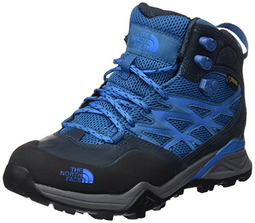 North Face W Hedgehog Hike Mid GTX, Mujer Botas de senderismo Azul (NFX)