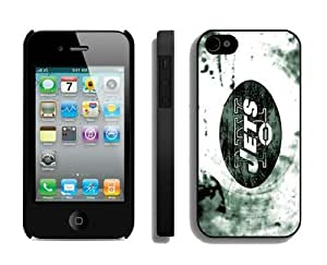 NFL New York Jets iPhone 4 4S Case 032 NFL iPhone 4 Case by kobestar