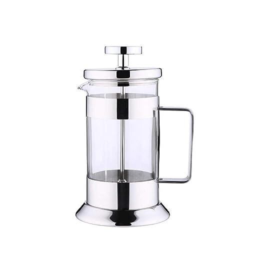 CJVJKN Acero Inoxidable Resistente al Calor Vaso de café Cafetera ...
