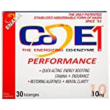 Co - E1 The Energizing Co-Enzyme Performance 10 mg 30 Lozenges