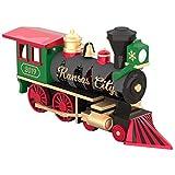 Hallmark Keepsake Christmas Year Dated Next Stop, Kansas City! Holiday Train 2019 Ornament,