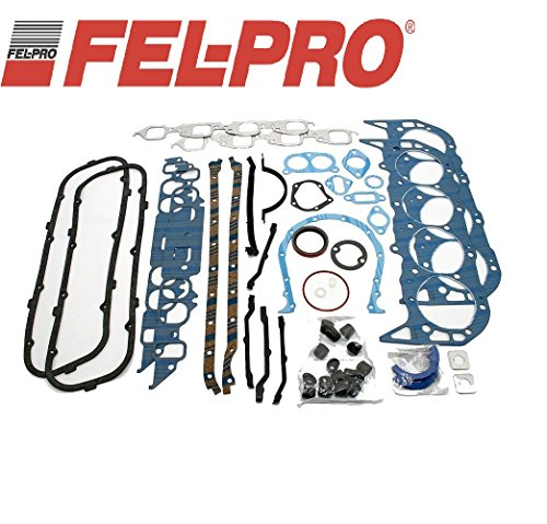 Fel Pro 260-1009 Big Block Chevy Overhaul Gasket Kit 396 427 454 66-79 BBC (BB - Block Kits Chevy Parts