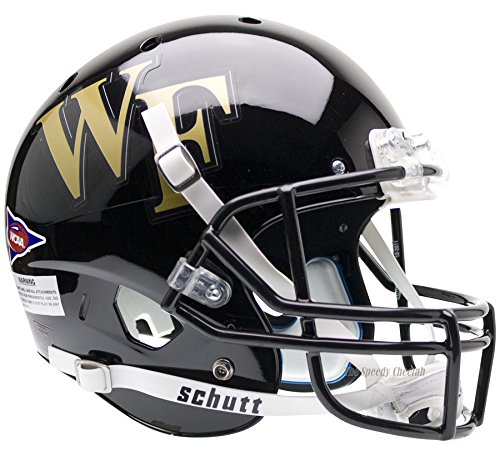 Wake Forest Demon Deacons Officially Licensed Full Size XP Replica Football Helmet ()