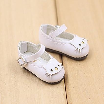 "Little Darling BJD/'s /""Cross Over Buckle Shoes 4.5 cm"