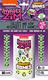 Invader Zim Adventure Bones Dice Game