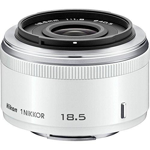 Nikon 1 NIKKOR 18.5mm f/1.8 (White)