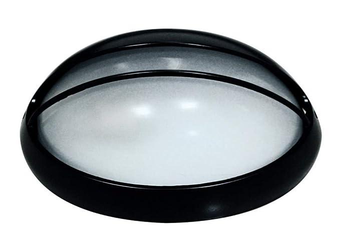 Plafoniere Esterno Ovale : Faretto lampada applique plafoniera da esterno demetra ovale 011062