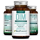 Estroblock Best Deals - Extra Strength DIM 250mg - Plus Vitamin E & BioPerine (2-4 months supply) - DIM Supplement Natural Estrogen Blocker for Men and Women - 120 Micro Encapsulated Aromatase Inhibitor Estrogen Pills