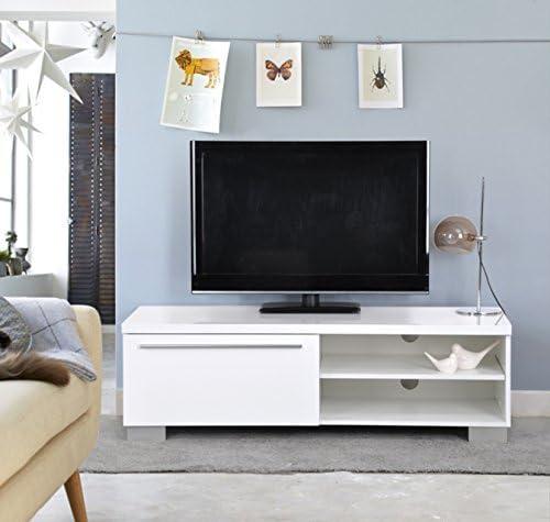 FurnitureR soporte de TV diseño Modren multi-storage larga mesa ...