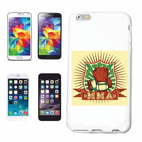 """cas de téléphone iPhone 6S """"CHAMPION MMA ARTS IMPORTANTS MIXTE MMA ARTS IMPORTANTS MIXTES Fightclub STREET FIGHT BOXE KARATE KICK BOXING JUDO"""" Hard Case Cover Téléphone Covers Smart Cover pour Apple i"""