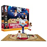 Chicago Bulls OYO Sports NBA Court Shootout Set 61PCS with 2 MInifigures