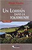 Image de Lorrain Dans la Tourmente (un)