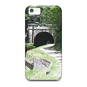 [jQZ3105SyFe] - New Entrance To The Tunnel Protective Iphone 5c Classic Hardshell Case