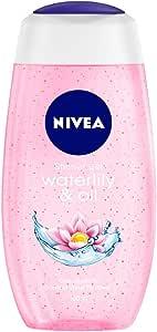 Nivea Bath Care Shower Water Lily Oil, 250 ML