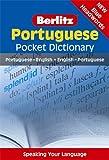 Berlitz: Portuguese Pocket Dictionary: Portuguese-English : English-Portuguese (Berlitz Pocket Dictionary)