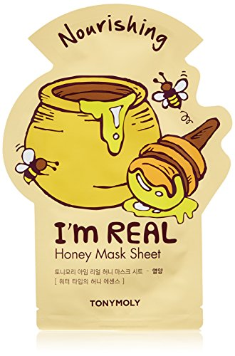 TONYMOLY I'm Real Honey Nourishing Mask Sheet ()