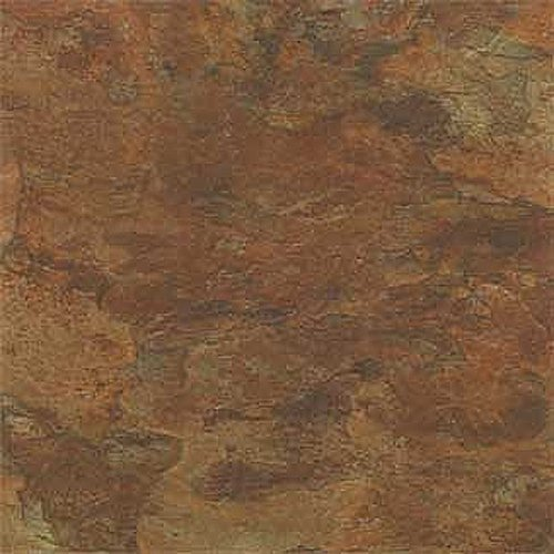 Home Dynamix 1411 Madison Vinyl Tile, 12 by 12-Inch, Brown, Box of 9