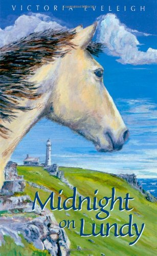 book cover of Midnight On Lundy