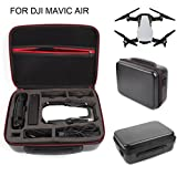 Kanzd Portable Storage Bag Shoulder Bag Waterproof Carrying Case For DJI Mavic Air (Black)