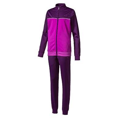 Puma Fun Poly Suit Chándal, multicolor: Amazon.es: Deportes y aire ...
