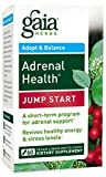 Gaia Herbs Adrenal Health Jump Start Supplement, 60 Count offers