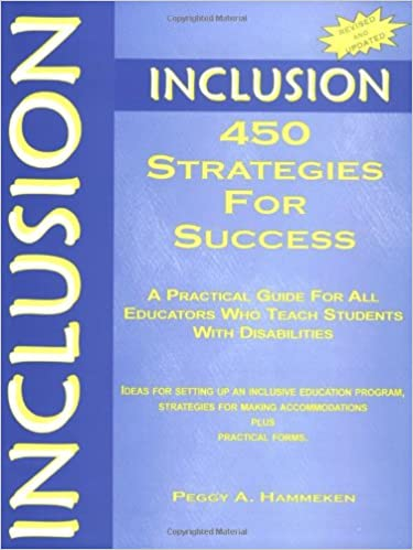 Inclusion: 450 Strategies for Success: A Practical Guide for All ...