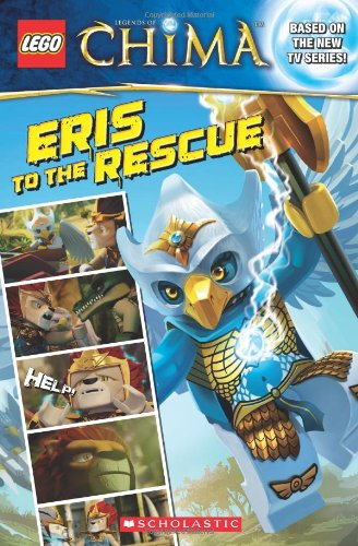 Download LEGO Legends of Chima: Eris to the Rescue (Comic Reader #3) pdf