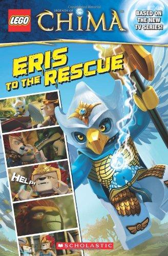 LEGO Legends of Chima: Eris to the Rescue (Comic Reader #3) pdf
